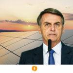 Bolsonaro vai lançar programa de incentivo à energia solar