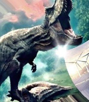 O Sol, o Vento e os Dinossauros