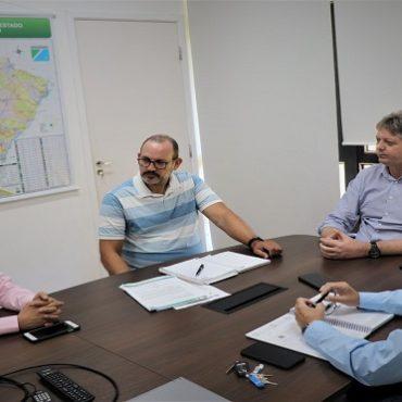 Semagro e Imasul discutem revisão do licenciamento para geração de energia solar