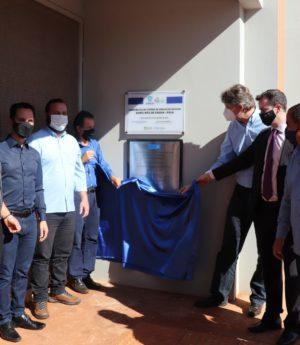 Com apoio da Semagro, Jaraguari e Bandeirantes recebem placas solares em escolas públicas